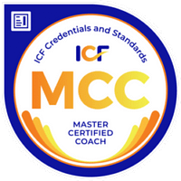 International Coach Federation Master Certified Coach logo